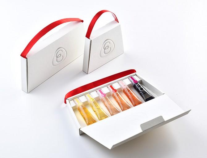 일본의 전통 과자점에서 만든 사탕 립글로스 '스위트 립' - 에이타로 소혼포 제공